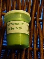 Spitzwegerichsalbe