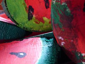 Sommerzeit - Melonenzeit