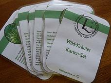 Wild Kräuter Karten