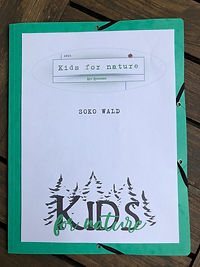 Kindergeburtstag Kids for nature