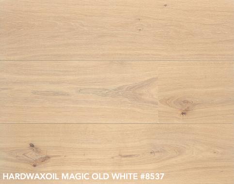 HARDWAXOIL MAGIC OLD WHITE #8537