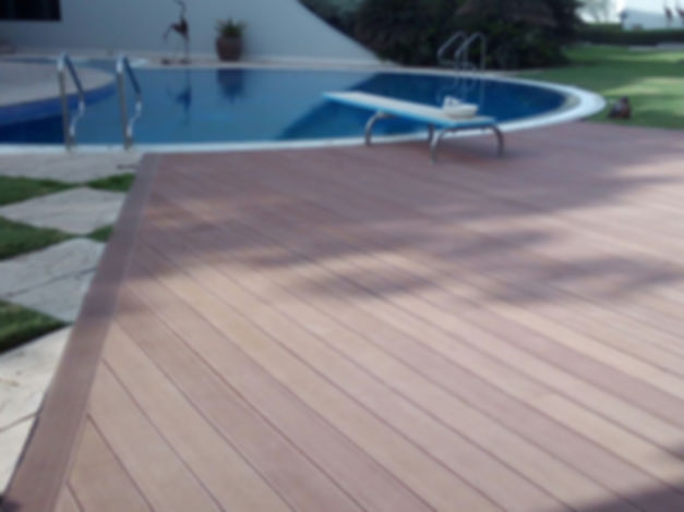 WPC Decking Dubai