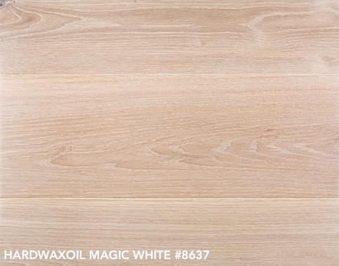 HARDWAXOIL MAGIC WHITE #8637