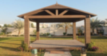 gazebos in Dubai