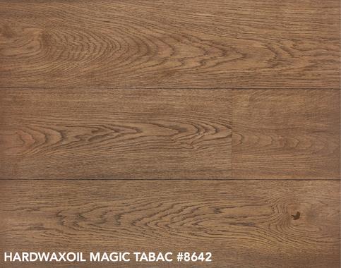 HARDWAXOIL MAGIC TABAC #8642