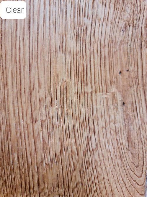 Antique Oak Floor Boards - Clear