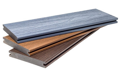 co extruded decking