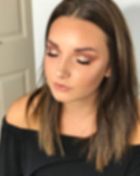 Glam makeup in southampton