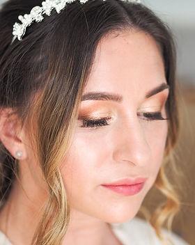 Bridal makeup Lesson in Southampton