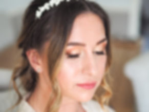 Bridal Makeup in Winchester