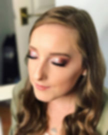 Soft glam makeup Artist Romsey