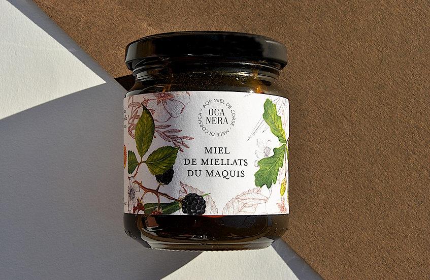 Miel de Miellats du Maquis  AOP Miel de Corse - Mele di Corsica