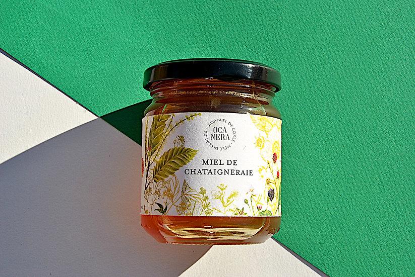 Miel de Châtaigneraie  AOP Miel de Corse - Mele di Corsica