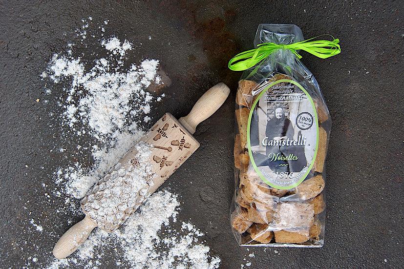 Canistrelli noisettes - Maison Zamboni
