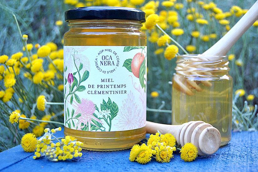 Miel de Printemps - Clémentinier AOP miel de Corse - Mele di Corsica