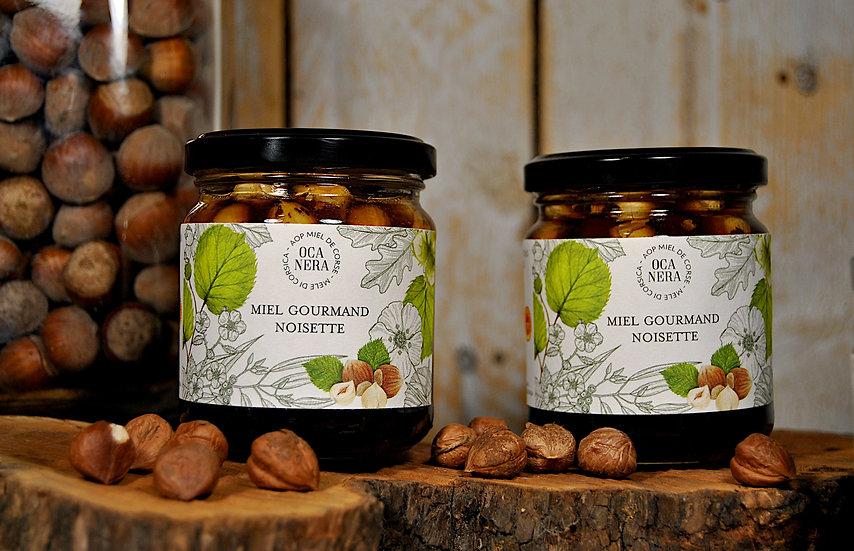 Miel Gourmand - Noisette