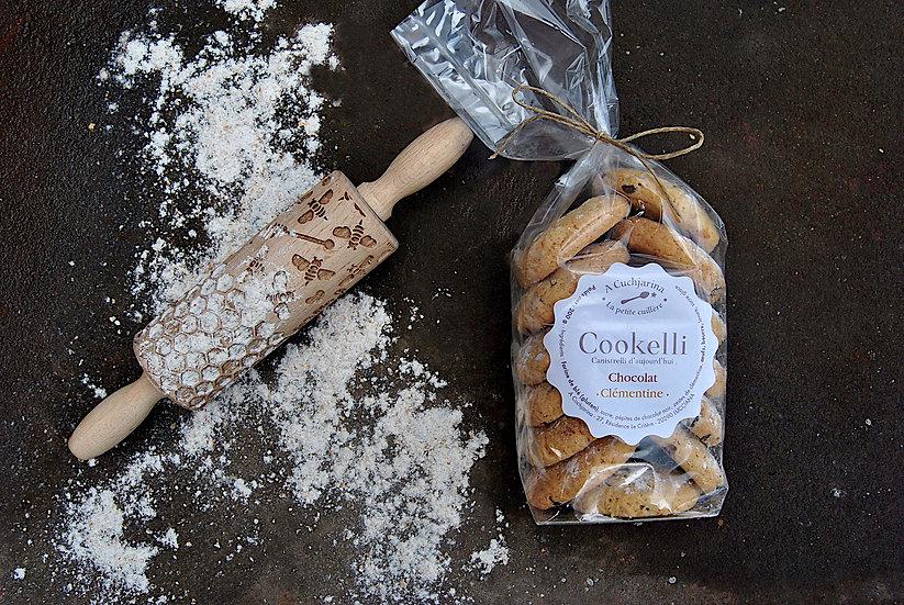 Cookelli chocolat-clémentine - A Cuchjarina