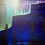 Thumbnail: Original Painting of Aurora through the Tree Tops 9x12
