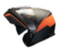 Raptor Black Orange Perfil open.png