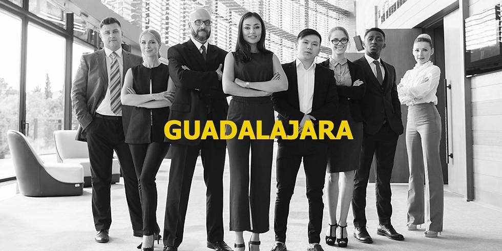 Sensibilización de la Norma 035 STPS - Guadalajara