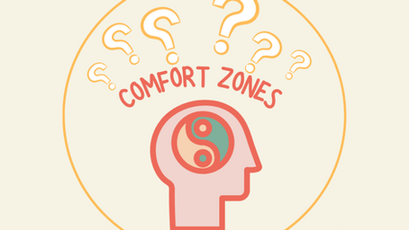 Try Something New This Week... Tackling the Big C-Word - Comfort Zones!
