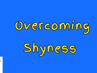 Overcoming Shyness in Young Children