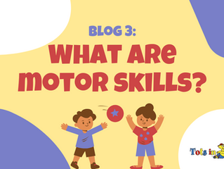 Motor Skills: What are they?