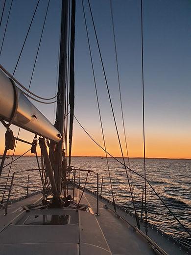 coucher de soleil sur le pont.jpg