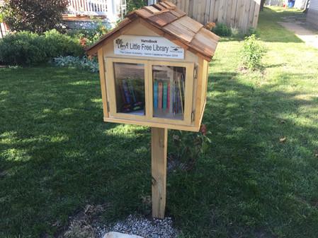"""VarroBook """"Little Free Library"""""""