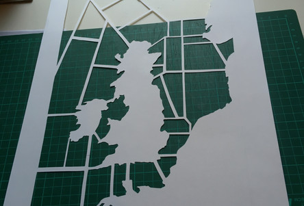 Process of map