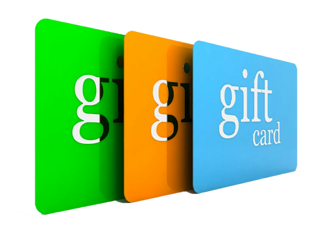 5 Reasons to Not Give Gift Cards