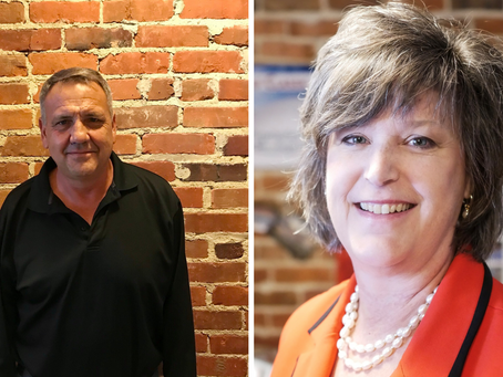 Meet The Owners: Olivia and Keith Scott!