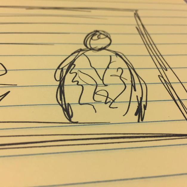 Sometimes a doodle