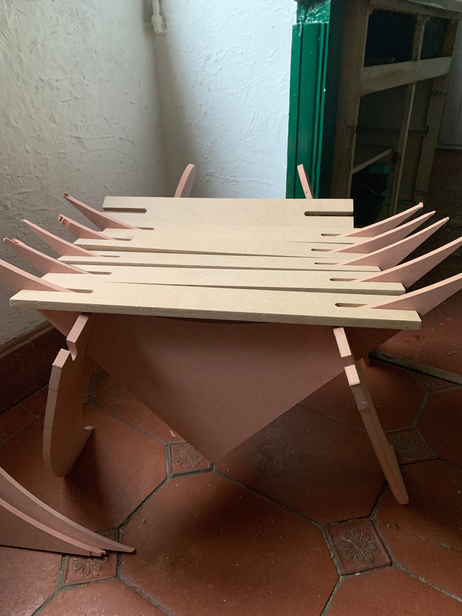 Prototype Chair