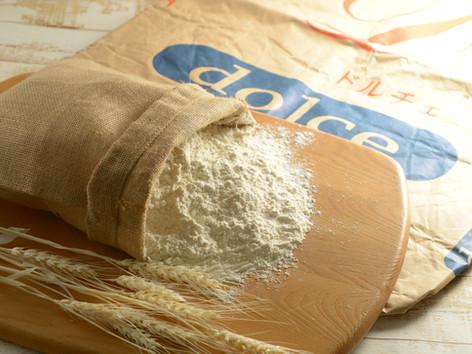 国産小麦粉ドルチェ