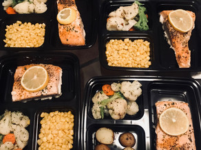 Meal Prep: Saving Money and Eating Healthy During the Week