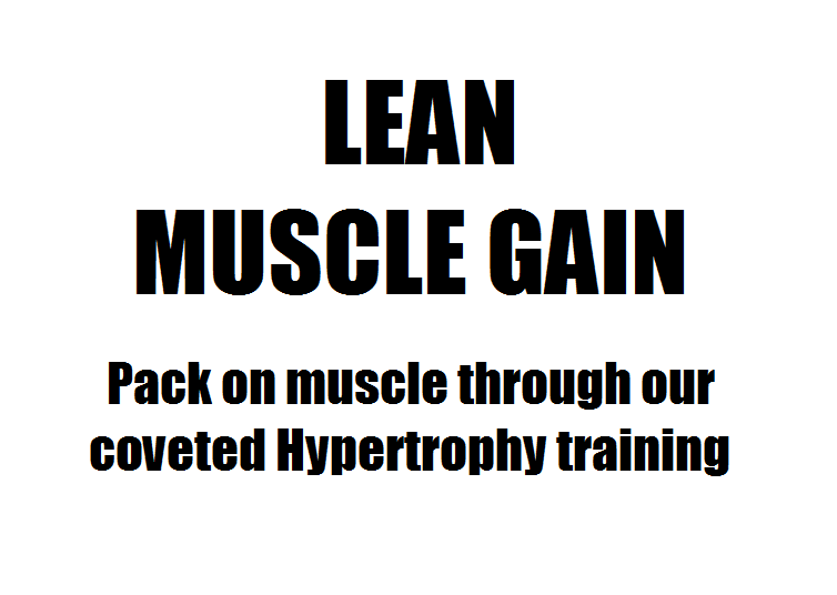 LeanMuscle