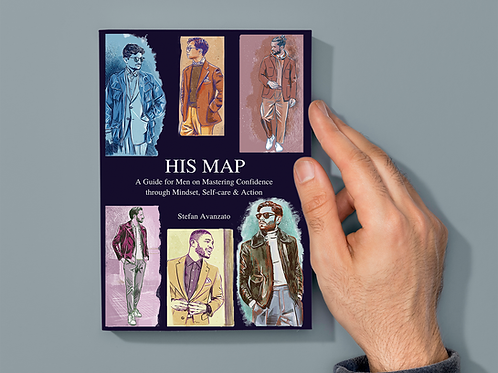 HIS MAP - Mastering Confidence through Mindset, Self-care & Action