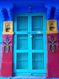 Rajasthani_doorway