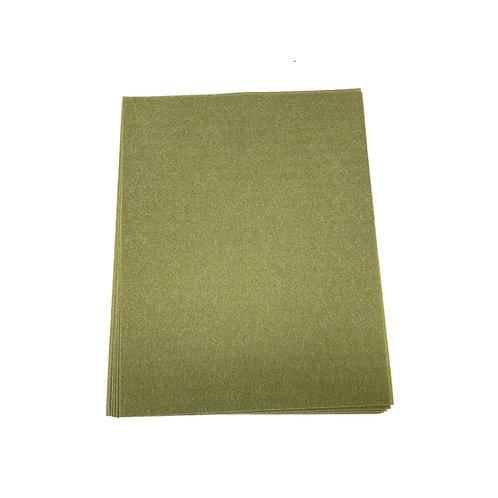 GREEN MICRON PAPER