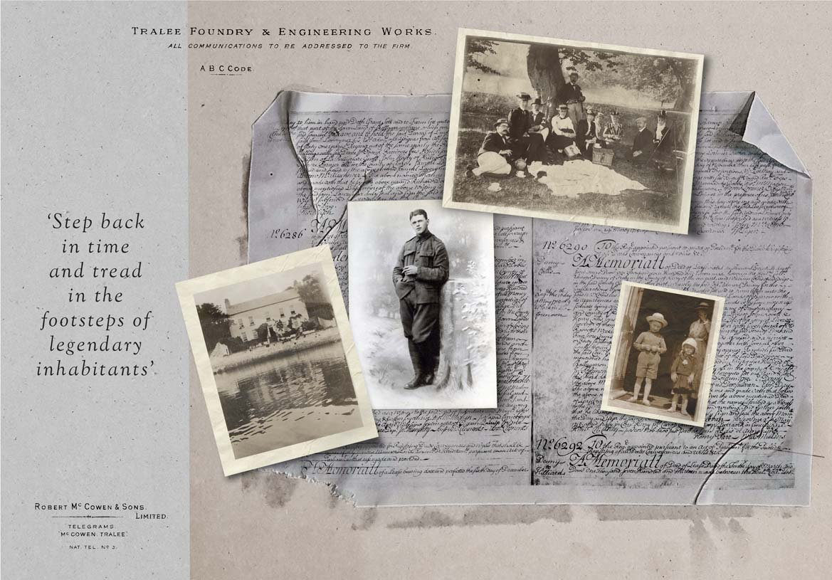 Various printed ephemera and old photogr