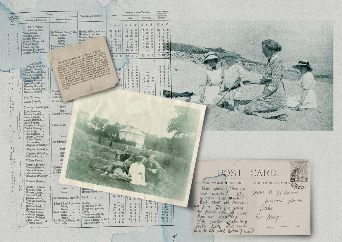 Various printed ephemera and old photos