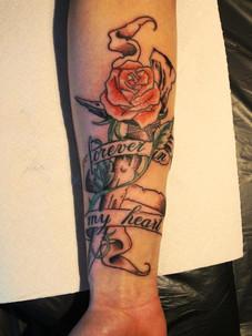 Gedenk Tattoo