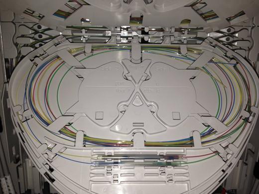 Bannwart Glasfaser-Anschlussmontage
