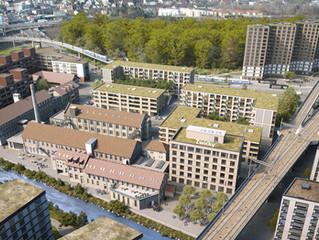 FiberSpot Zwicky Areal / BF A6-A9 in Wallisellen / ca. 180 Wohnungen