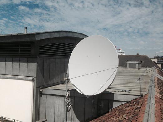 Planung TV-Satelitenempfang Bannwart Volketswil
