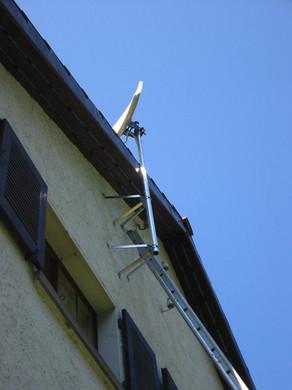 TV-Satelitenempfang Installation Bannwart Volketswil