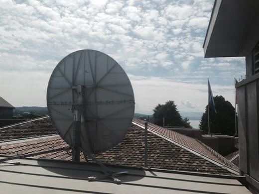 TV-Satelitenempfang Anbieter Bannwart Volketswil