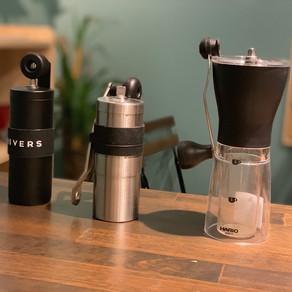 コーヒーの賞味期限は2つある?コーヒーミルのすゝめ。