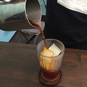 NIJIYAのアイスコーヒー